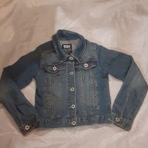 Boys Levi's jean jacket